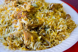 Authentic Biryani